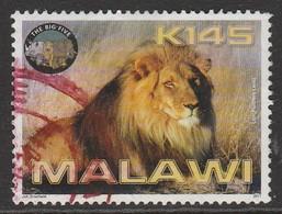Malawi 2011 Fauna 145 K Multicoloured SW842 O Used - Malawi (1964-...)