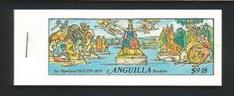 Anguilla 1979 Sir Rowland Hill Centenary Booklet Y.T. C 316 ** - Anguilla (1968-...)