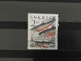 Zweden / Sweden - Vissen (2) 1985 - Gebruikt