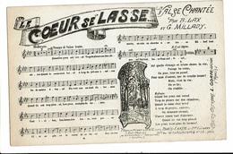 CPA - Cartes Postales-Belgique-Partition De Musique D'une Valse Chantée- S4578 - Cartes Postales