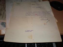Kobanya Dreher Antal Serfozdei Rt 1918 Beer Zombor Sombor - Facturas & Documentos Mercantiles