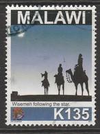 Malawi 2011 Christmas 135 K Multicoloured SW845 O Used - Malawi (1964-...)