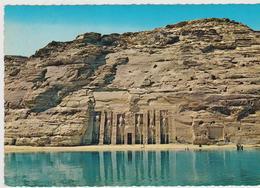 Egitto-abu Simbel - Abu Simbel