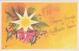 Nouvel An / Carte De Voeux. - Nouvel An