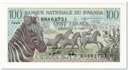 RWANDA,100 FRANCS,1978,P.12,UNC - Rwanda