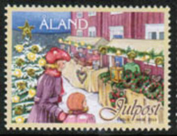 2014 Aland Islands, Christmas MNH. - Aland