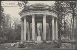 Le Temple De L'Amour, Versailles, C.1920 - Bourdier CPA - Versailles (Château)