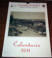 CALENDARIO 2011 VENEZIA CONSIGLIO DI ZONA 3 - Calendari