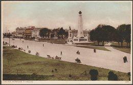The Hoe Promenade, Plymouth, Devon, C.1930s - Postcard - Plymouth