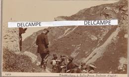 ABONDANCE 1923 - Photo Originale De La Bénédiction à ENTRE DEUX PERTUIS ( 6 Août ) ( Haute Savoie ) - Lieux