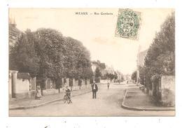 Meaux-Rue Gambetta-(C.8746) - Meaux