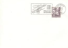 Österreich Blankoumschlag Werbestempel Maurachbahn Maurach 1973 - 1971-80 Briefe U. Dokumente