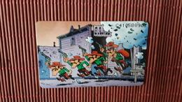 Lucky Luke Telecarte Les Daltons  (Mint,Neuve) 2 Scans Rare - Comics