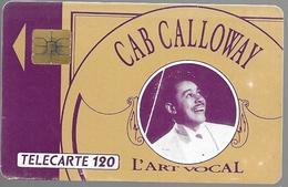 Telecarte 50 - Cab Calloway - Musique