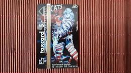 Phonecard Private Cats 211 L (Mint,Neuve) Rare - Schweiz