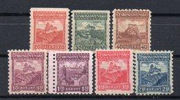 CZECHOSLOVAKIA  1926 , MNH  ,  WATERMARK - Tchécoslovaquie