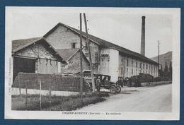CHAMPAGNEUX - La Tuilerie - Autres Communes