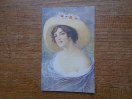 """Silhouettes Ou Portrait De Femme """" Rayon De Soleil """" - Silhouettes"""