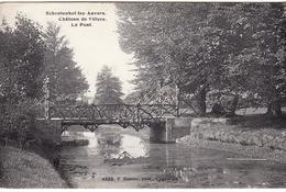 SCHOTEN  SCHOOTEN CHATEAU LE PÖNT 1919 - Schoten