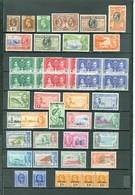 CAYMAN LOT Of 45 Incl. 2 SETS MOSTLY MINT A FEW MNH Royals Views Animals Peace War Tax More WYSIWYG  A04s - Cayman Islands