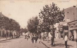 AK - Rumänien - BRAILA - Strassenszene In Der Viktoria Strasse 1920 - Rumänien