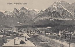 AK - Rumänien  - BUSTENI (Rumänische Karpaten) - Panorama 1924 - Rumänien
