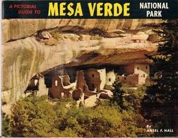 MESA VERDE - NATONAL PARK (COLORADO - U.S.A.) - Esplorazioni/Viaggi