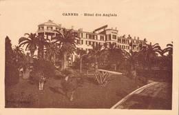 CANNES HOTEL DES ANGLAIS - Cannes