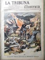 La Tribuna Illustrata 1 Aprile 1906 Stregoni Paesi Etna Buffalo Bill Roma Verona - Libri, Riviste, Fumetti
