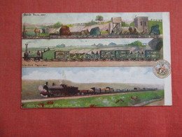 Multi View London & North Western Railway Co.   Ref 3115 - Trains