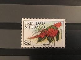 Trinidad & Tobago - Bloemen (2) 1983 - Trinidad En Tobago (1962-...)