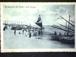 MARCHE -ASCOLI PICENO -SAN BENEDETTO DEL TRONTO -F.P. LOTTO N°481 - Ascoli Piceno