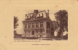 Le Raincy Hotel De Ville - France