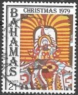 1979 21 Cents Christmas, Used - Bahamas (1973-...)