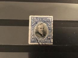 Ecuador - García Moreno (10) 1907 - Ecuador