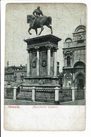 CPA - Cartes Postales -Italie Venezie -Monumento Colleoni- S4594 - Venezia
