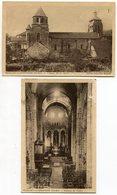 BEAULIEU-sur-DORDOGNE - 2 Cartes  - Voir Scan - Frankreich