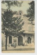GRAVESON - Vue De L'Hôtel De Ville - France