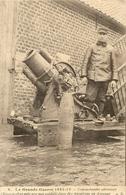Cpa Guerre Européenne De 1914 -15 Lance Bombe Allemand - Guerre 1914-18