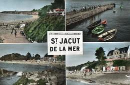 SAINT JACUT DE LA MER - Cpsm - Saint-Jacut-de-la-Mer