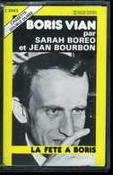 Boris Vian - La Fête à Boris - Cassettes Audio