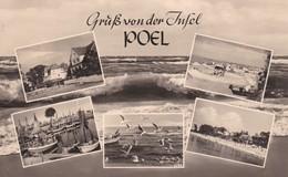 Gruss Von Der Insel Poel Mehrbildkarte - Allemagne