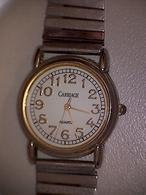 Montre Homme Cadran Et Bracelet Métal Carriage Quartz - Watches: Modern