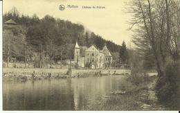 Hotton -- Château De Héblon.      (2 Scans) - Hotton