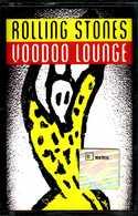 Rolling Stones - Voodoo Lounge - Cassettes Audio