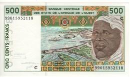 Burkina Faso   500 Francs    P310Cj    1999     Sign.  29 - Burkina Faso