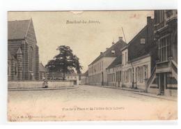 Bouchout-lez-Anvers, Vue De La Place Et De L'Arbre De La Liberté - Boechout