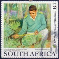 Used South Africa 2015, World Forestry Congress 1V - Afrique Du Sud (1961-...)