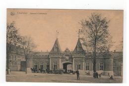 Charleroi  Caserne D'Infanterie 1919 - Charleroi