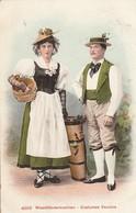 COSTUMES VAUDOIS - Femmes
